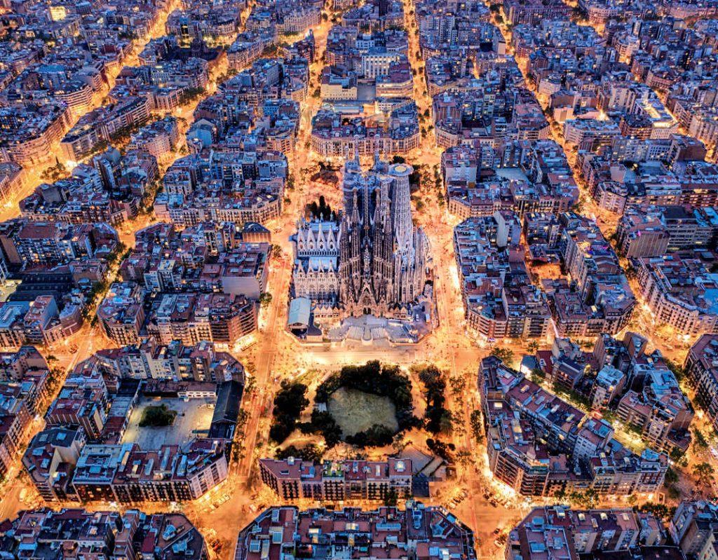 barcelona reopens