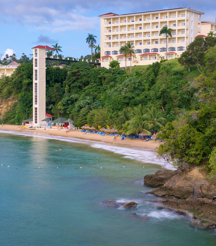 Cayacoa Beach, Samaná, Dominican Republic