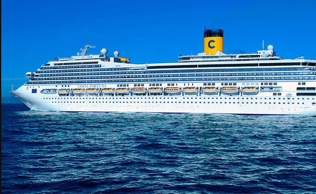 Italy Reopening For Cruise Ships on August 15