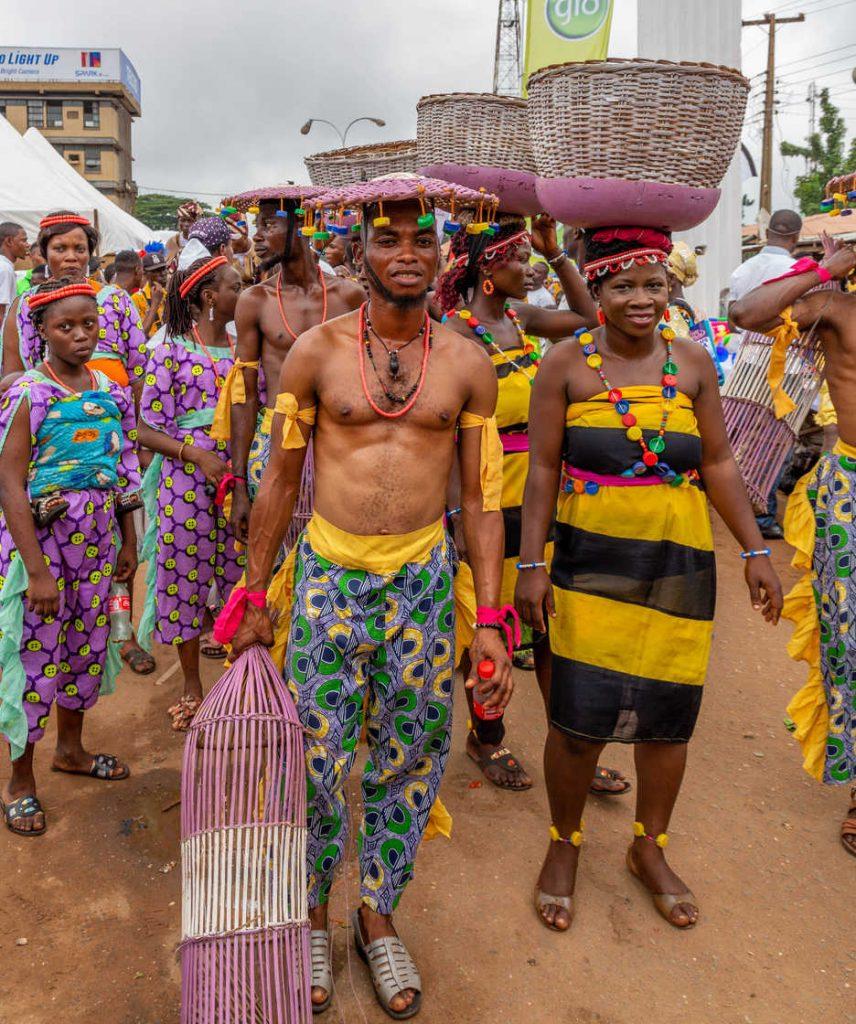 Ojude Oba Festival draws tourists