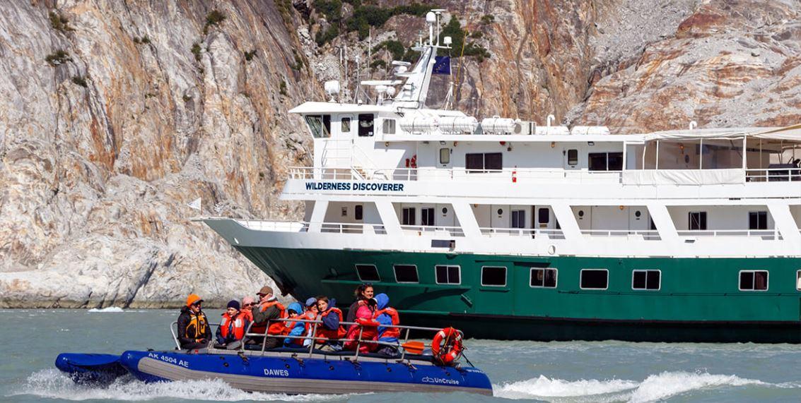 US Cruise Ship In Alaska Quarantined After Passenger Tests Positive