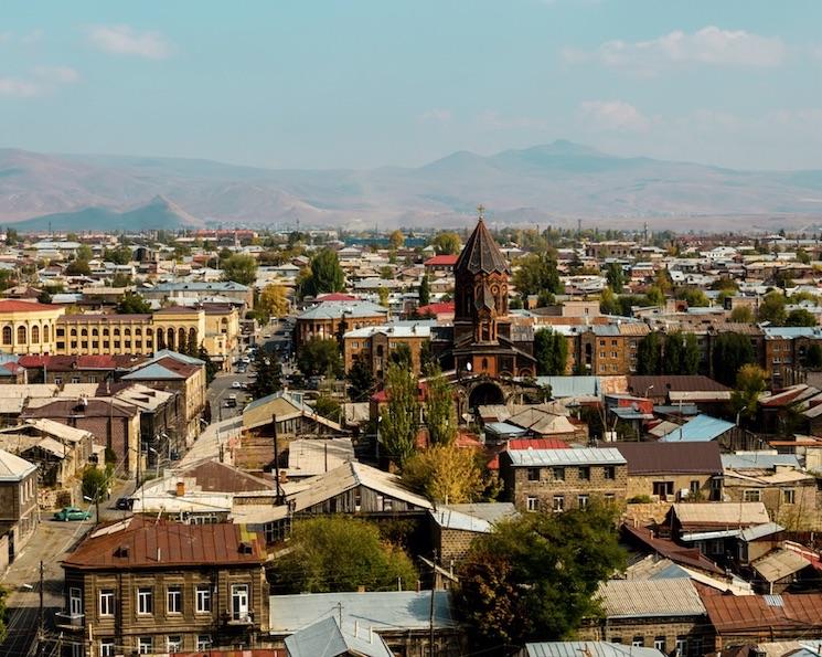 gyumri armenia reopening