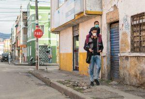 pandemic in bogota colombia