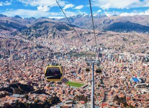 La Paz is reopen for international flights