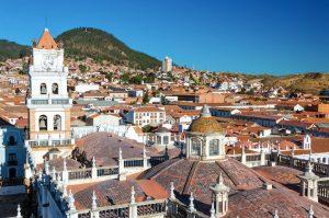 Bolivia reopens for international flights Sept 1