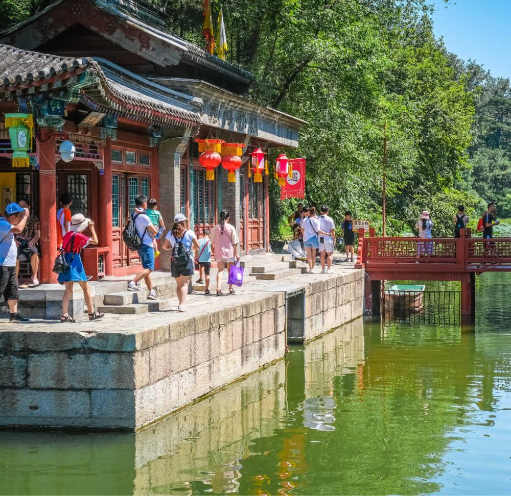 china tourist attraction