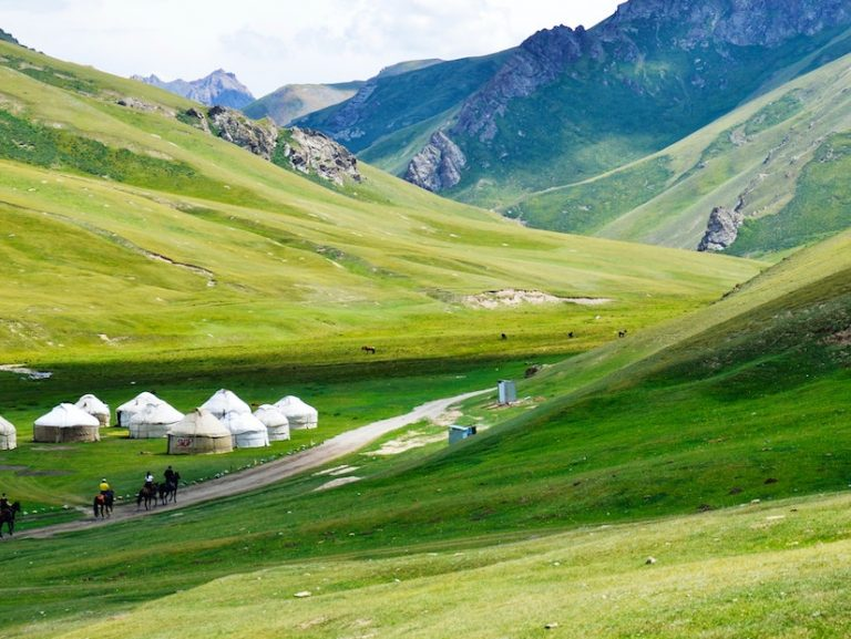 Kyrgyzstan tourism is open