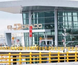 el dorado airport in bogota colombia