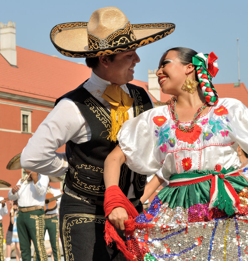 Traditional Dancers in Puerto Vallarta