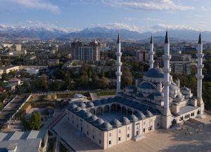 Kyrgyzstan mosque
