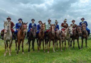 Kyrgyzstan horse riding
