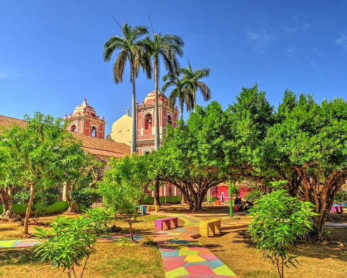 nicaragua reopening for tourism oct 1