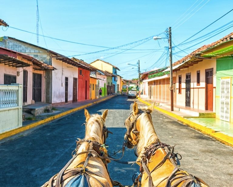 nicaragua open for tourists