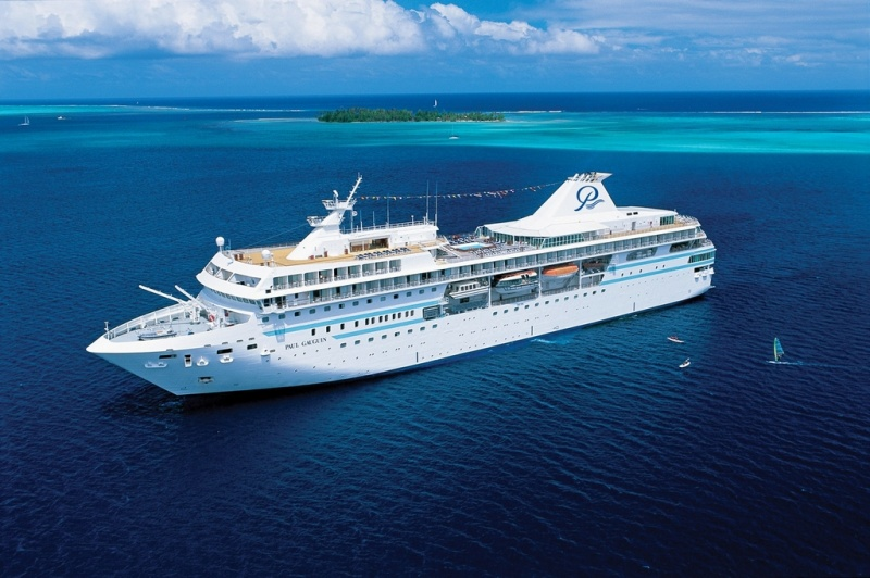 paul cruise line ship