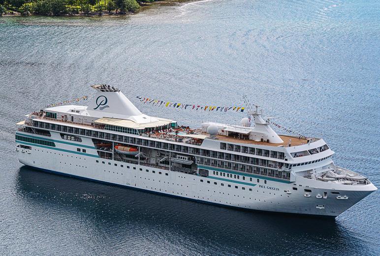 paul gaugin cruise