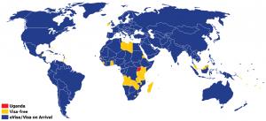 visa policy uganda
