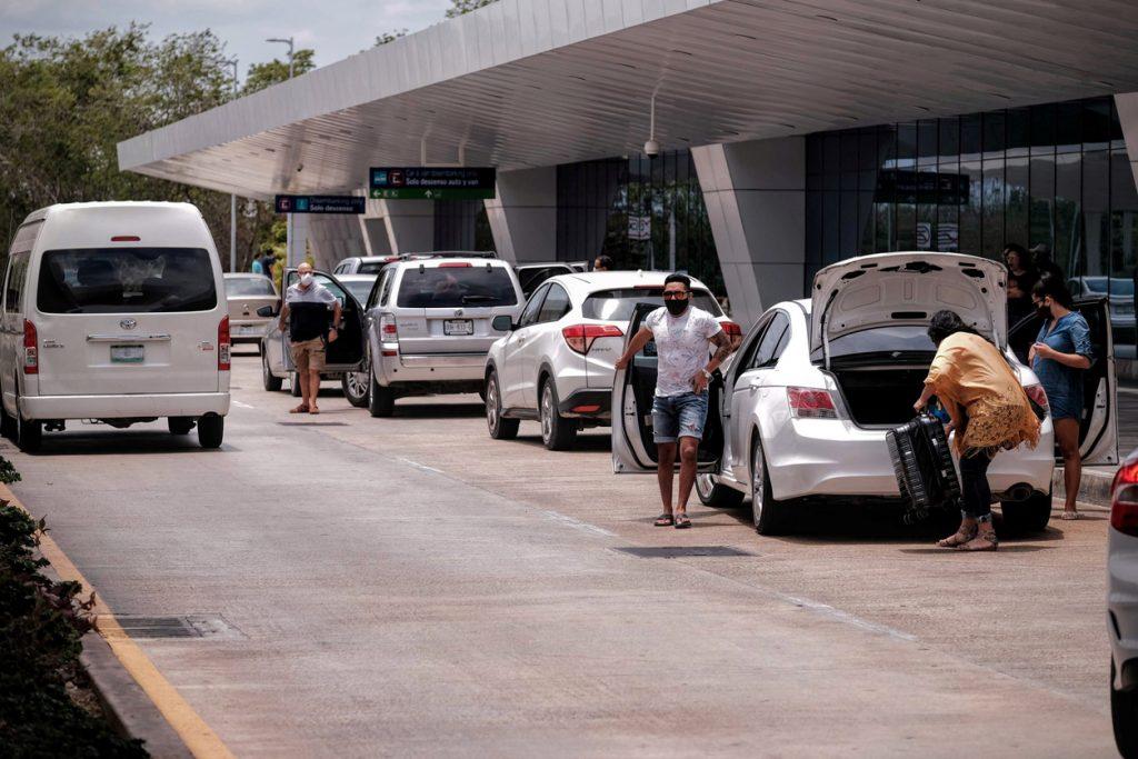 Cancun International Airport COVID-19