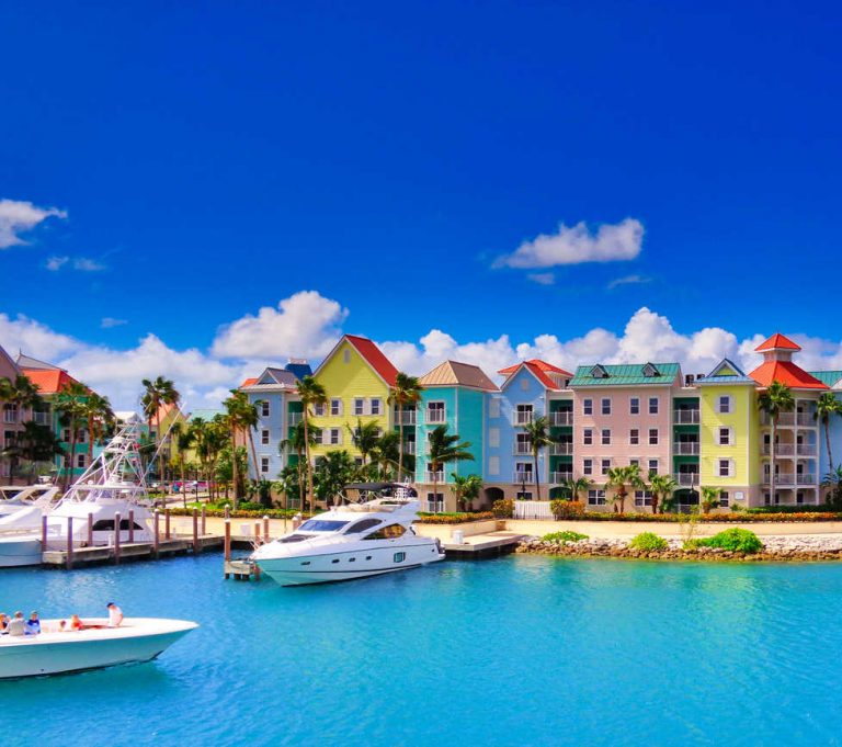 Bahamas Open For American Tourists