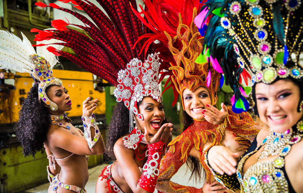 Brazil Cancels Rio Carnival Which Receives Over 2 Million Tourists Each Year