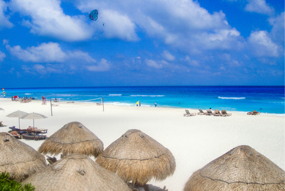 Cancun Public Beaches Begin Reopening September 7th