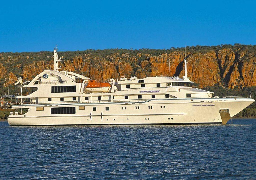 Coral Cruise Ship