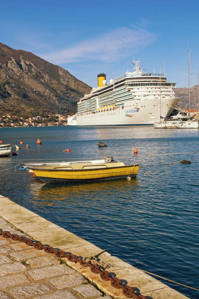 Costa Deliziosa resumed sailing on September 6th
