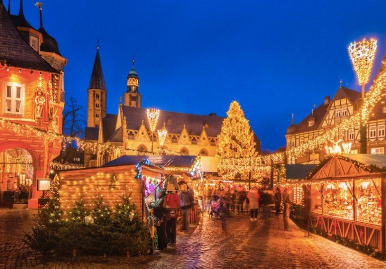 Germany is allowing canadain tourists