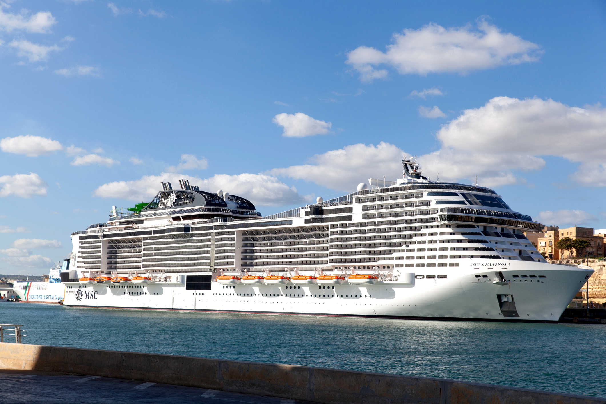 MSC Completes 5th Cruise As Company Sets Standard For Industry