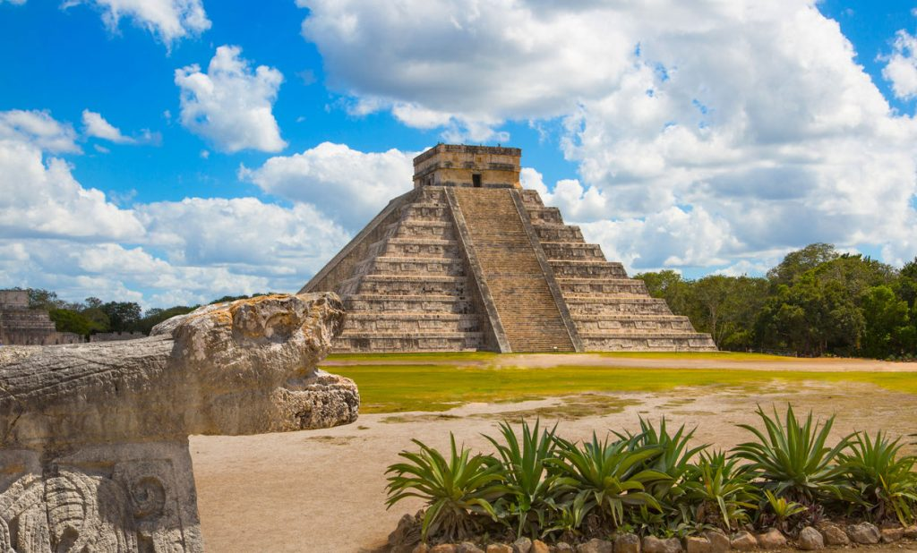 Mexico's Famous Chichen Itzá Archaeological Site Has Reopened For Tourism
