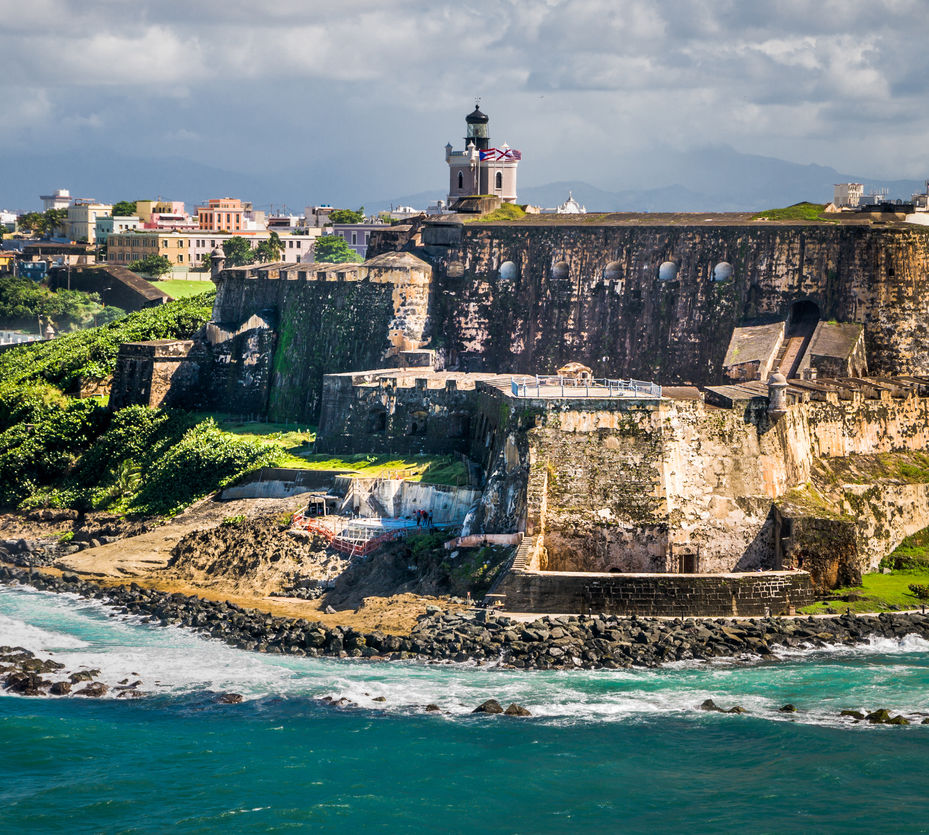 Morro Castle, is a 16th-century citadel located in San Juan, Puerto Rico.