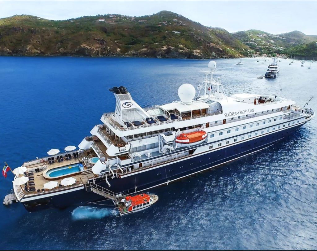 SeaDream 1 Will resume sailing in the caribbean november 7th