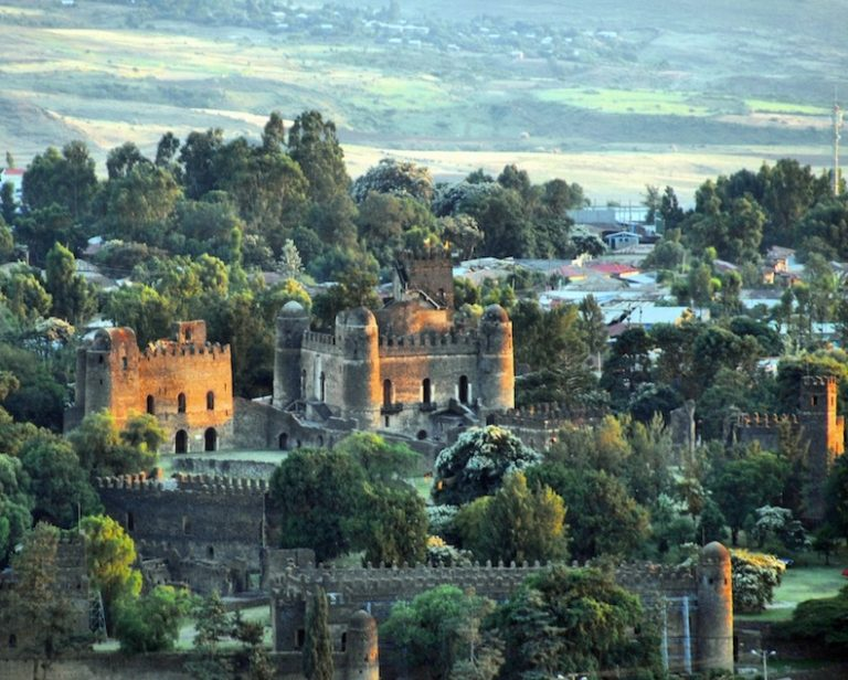UNESCO site in ethiopia