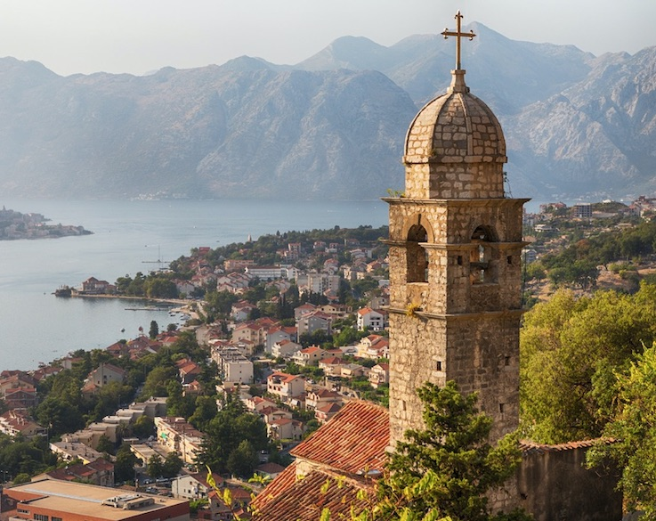 Canadians can travel to Montenegro in Europe