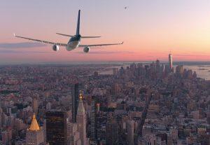 nyc airplane