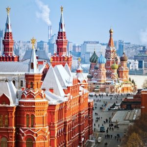 Russia opens for tourism to select countries