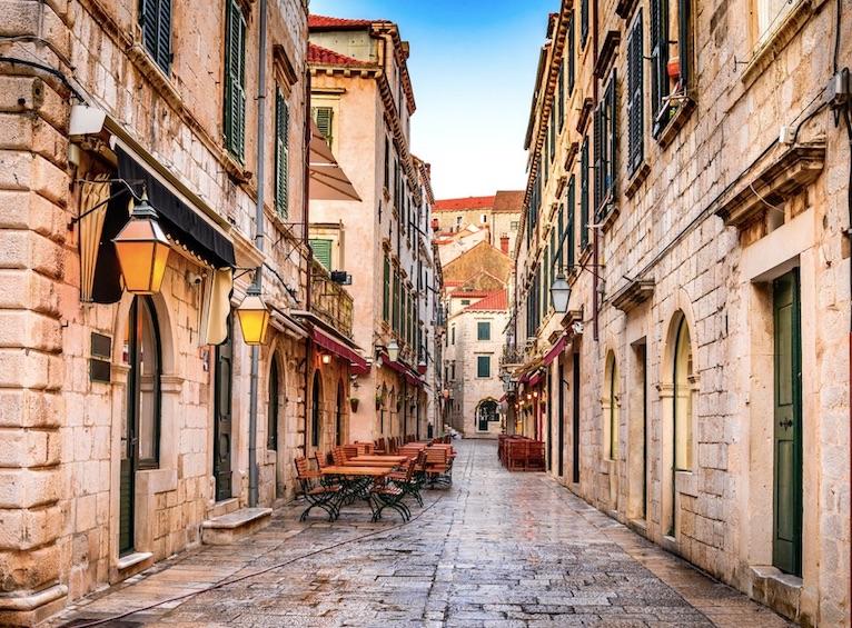 Dubrovnik Top Choice for Digital Nomads