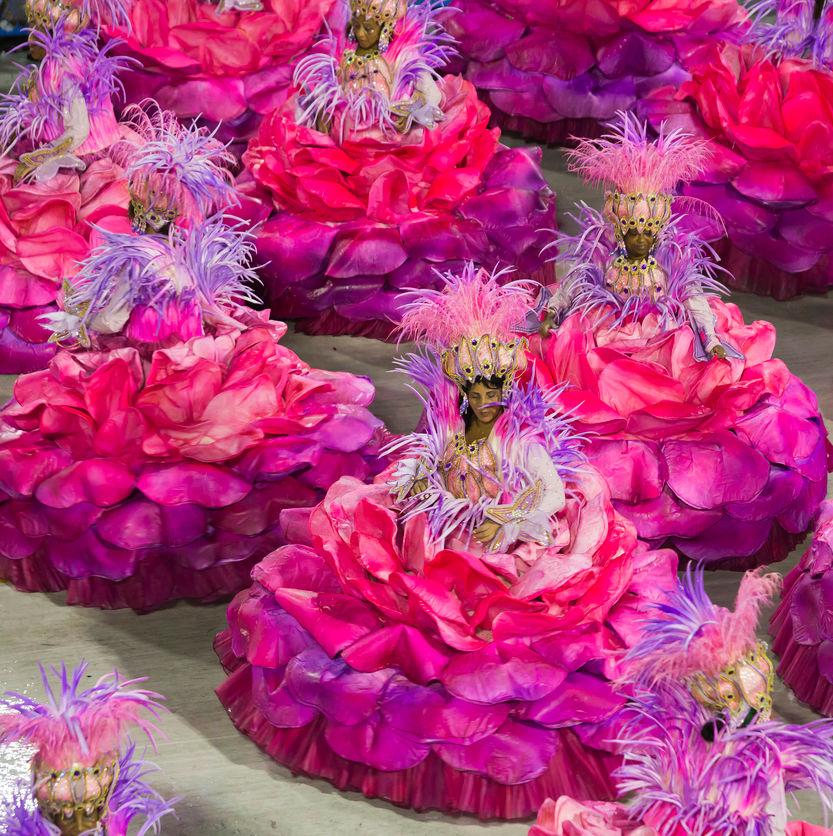 rio carnival samba