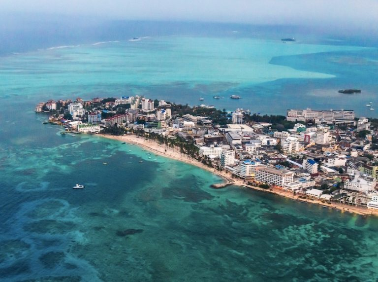 San Andres Colombia - now open for tourism