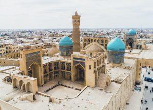 Kalon mosque Bukhara, Uzbekistan