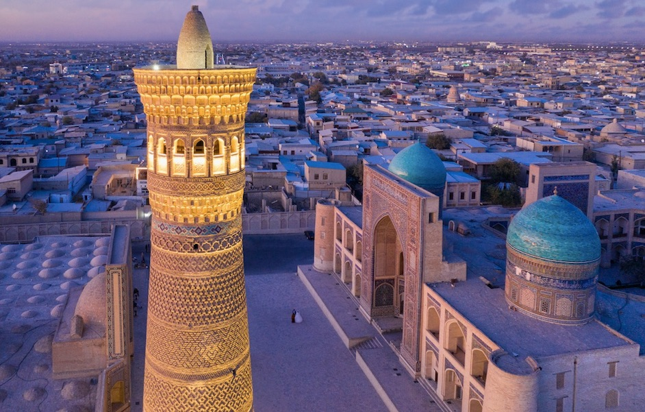Uzbekistan Reopening Borders For Tourism October 1
