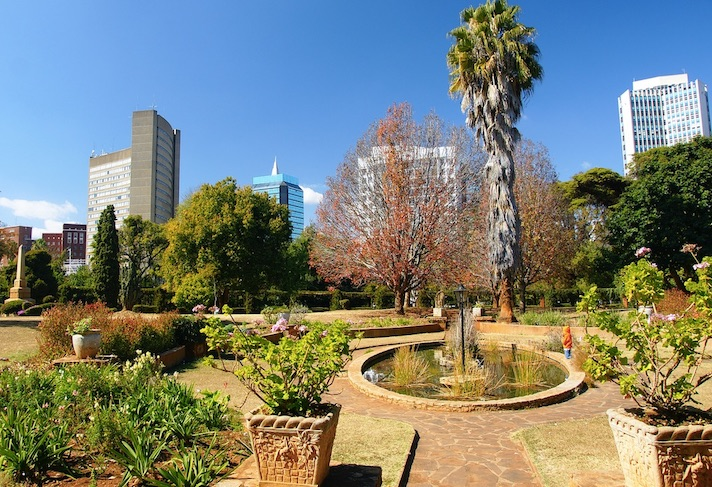 Harare Central Park