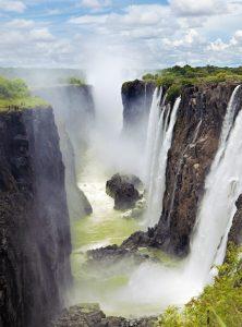 Victoria Falls Reopen in Zimbabwe