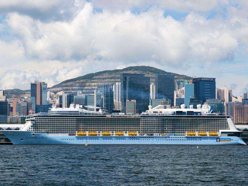 cruise ship quantum of the seas royal caribbean