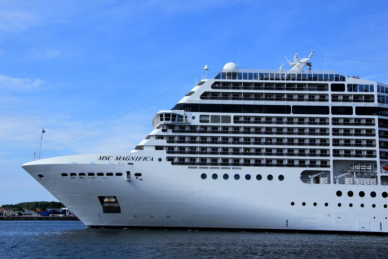 5 Large Cruise Ships Resume Operations In The Mediterranean