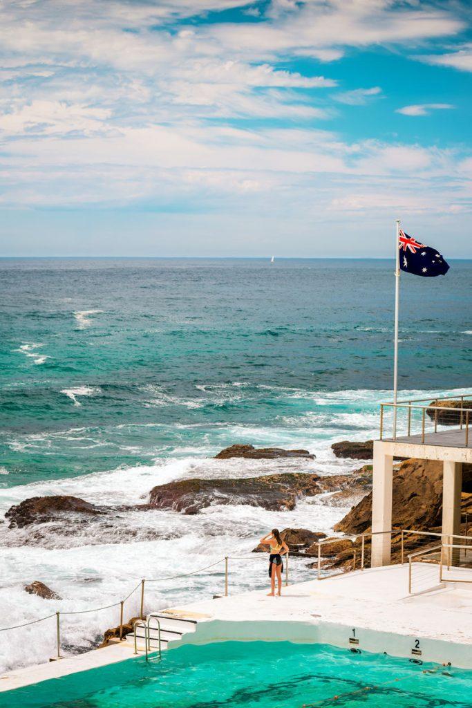 Australia bondi beach
