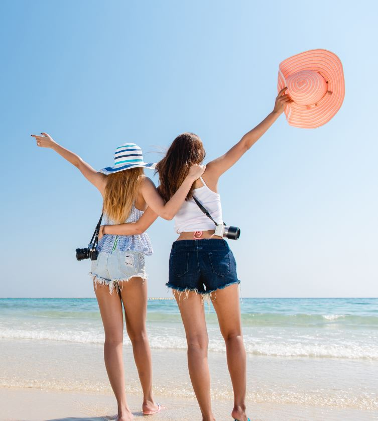 Beach vacations for americans