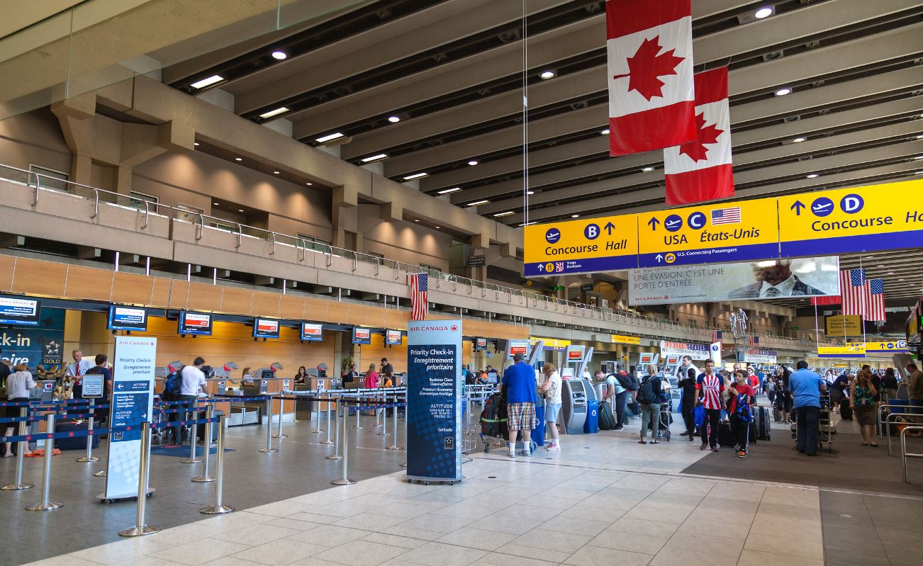 Canadians Wanting To Travel Will Not Be 'Imprisoned' In Canada Says Prime Minister