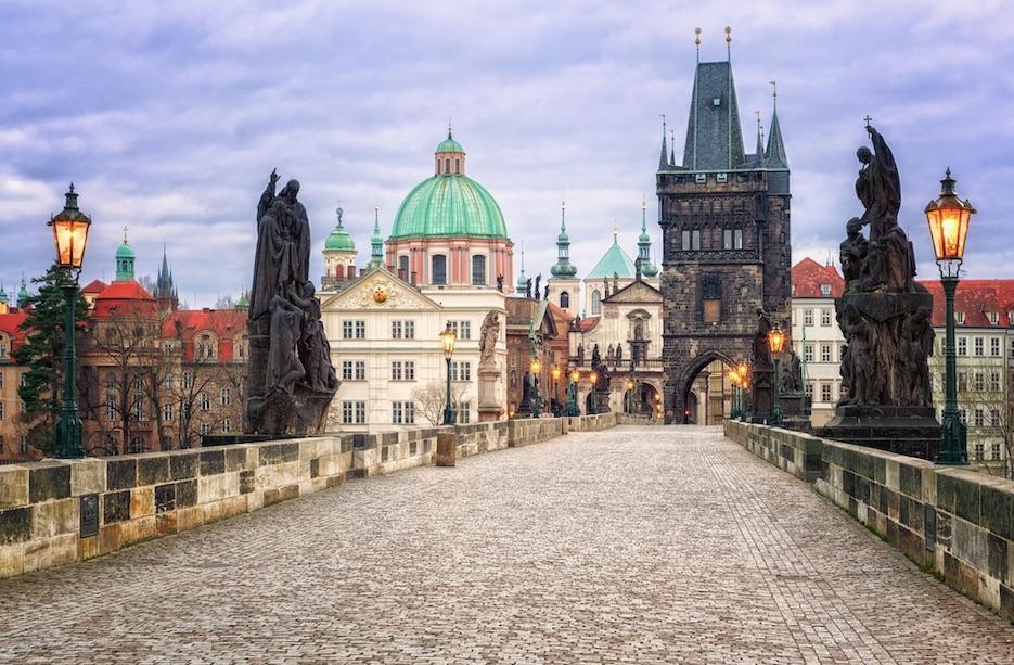 Czech Republic Re-Closes Borders For Tourism