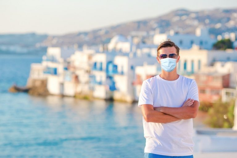 Travelers Alert: Greece Lockdown Begins November 7