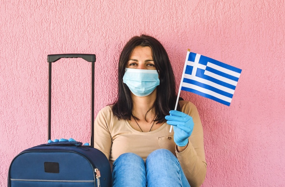 Greece Now Requires PCR Tests From All Travelers